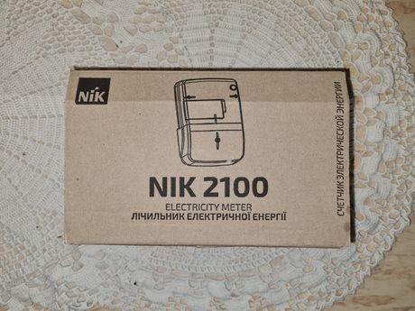 Счётчик электроэнергии Nik 2100
