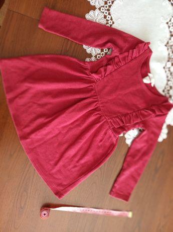 Платье Hm размер 2-4