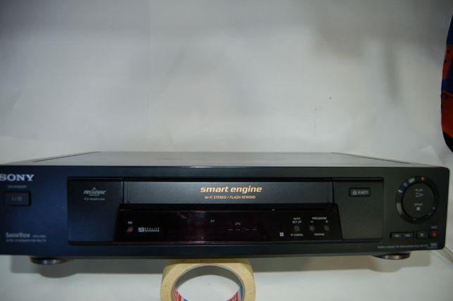Video Sony SLV-SE700 Trilogic VHS