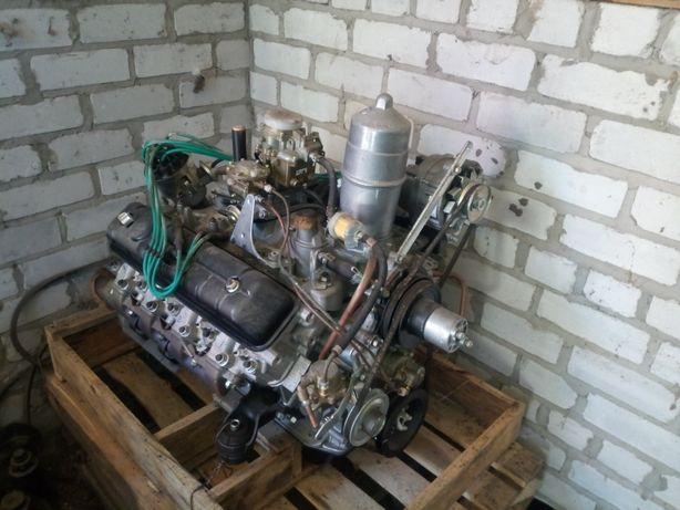 Двигатель ГАЗ - 53 Новый.
