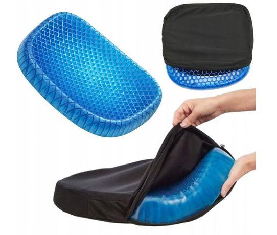 Żelowa poduszka na krzesło podkładka