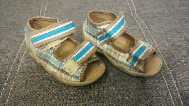 Sandałki Befado