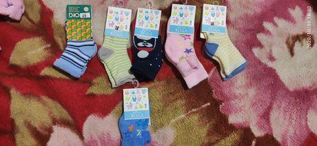 Продам махрові носочки дитячі