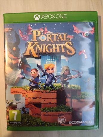 Portal Knights płyta dla dzieci Xbox one x s fat series x