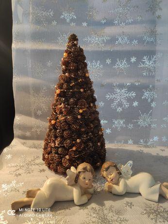 Choinka dekoracja świąteczna