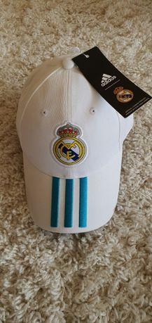 Nowa, oryginalna czapka Adidas Real Madrit j. Nike Puma