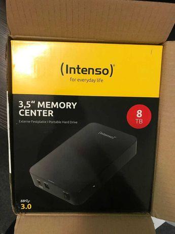 "Жесткий диск HDD Externe 3,5"" 8000GB Intenso Memory Cente"