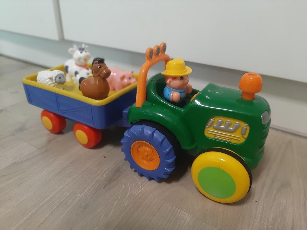 Трактор, весёлая ферма.