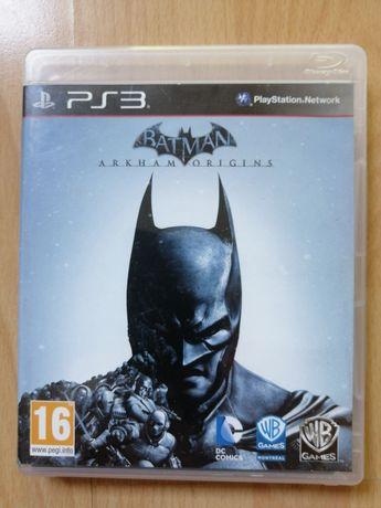 Gra na ps3 Batman Arkham Origins