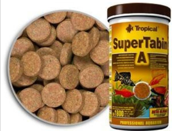 Tropical supertabin - tablets A - 25 sztuk