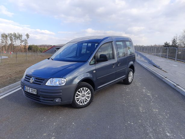 Vw Caddy Life  1.6 MPI