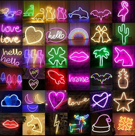 Luminários bastante variadade