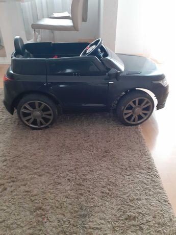 Samochod na akumulator