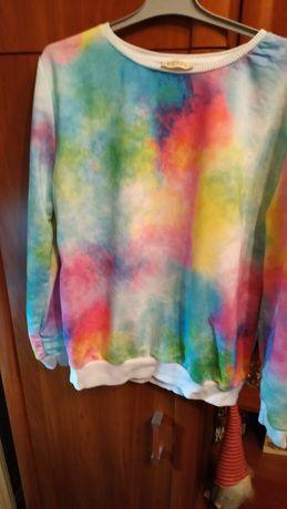 Bluza kolorowa xl