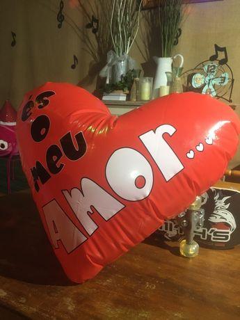 Balões dia dos Namorados