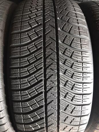 295/40/20+265/45/20 R20 Michelin Pilot Alpin 5 4шт зима