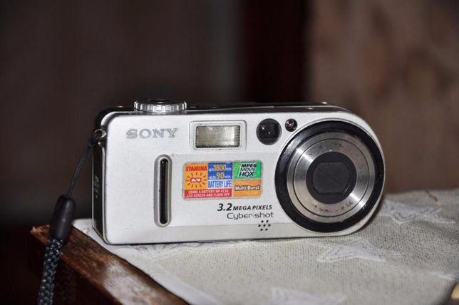 Продам SONY Cyber-shot DSC-P7 OLX доставка !