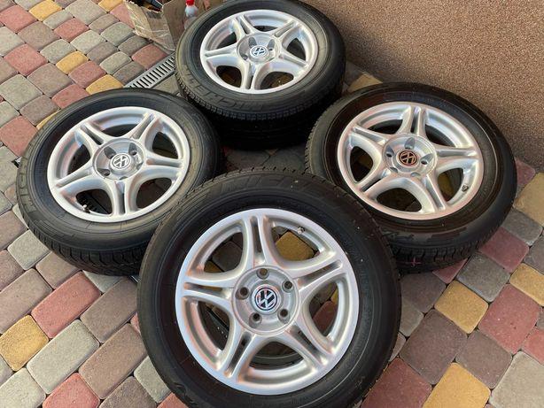Тітанові діски ATS 5*112 R15 Mercedes -Audi-Scoda-VW-Seat