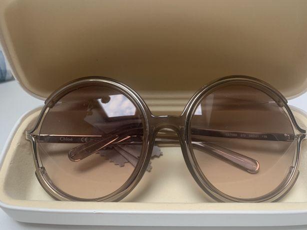 Oryginalne okulary Chloe muchy