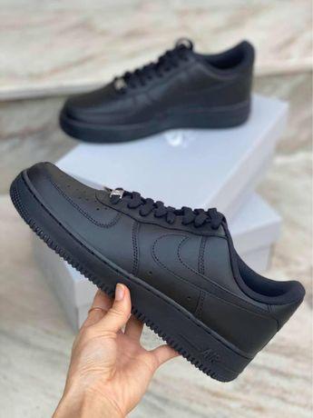 Кроссовки Nike Air Force 1 07 Black ОРИГИНАЛ! рр 42| CW2288-001