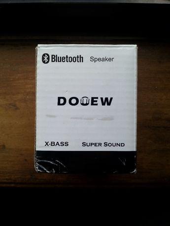 Coluna Bluetooth Douew Vermelha