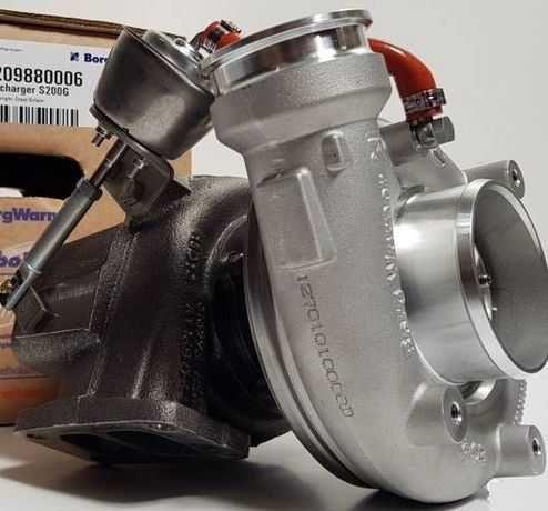Turbosprężarka Deutz  BorgWarner