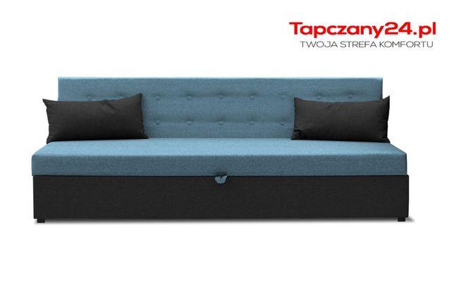 Łóżko młodzieżowe hotelowe jednoosobowe Tapczan dla dziecka Sofa