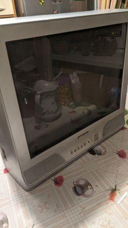 Телевизор Самсунг + в подарок 2 тюнера