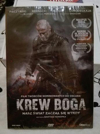 """""""Krew Boga"""" film DVD"""