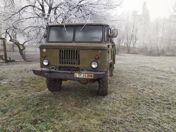Продам автомобіль Газ 66