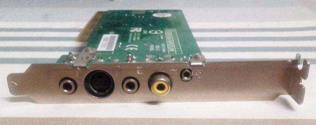 Placas PCI (Sintonizador de TV AVerMedia M15C-D PCI / Modem 56k )