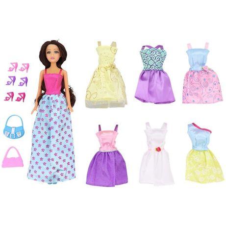 Lalka modelka lalka