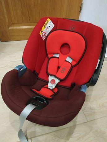 Cybex rumba Red fotelik samochodowy