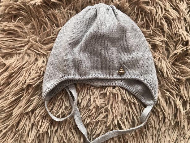 Демисезонная шапочка модный карапуз 36-38 обьем