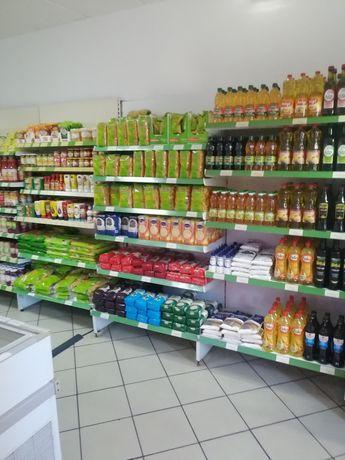 Trespasso mini supermercado com talho