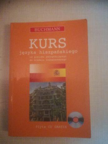 Książka Kurs Języka Hiszpańskiego