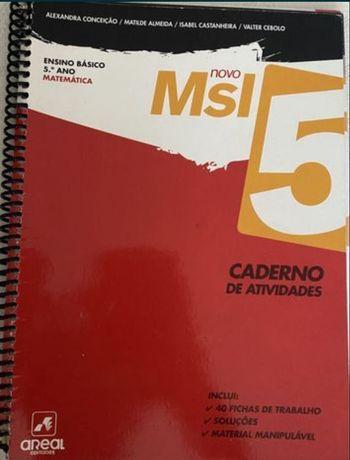 Caderno atividades  5 ano matemática
