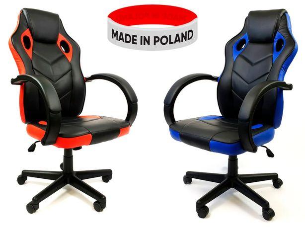 Стиль и Качество! Кресло офисное компьютерное 7F RACER EVO Польша