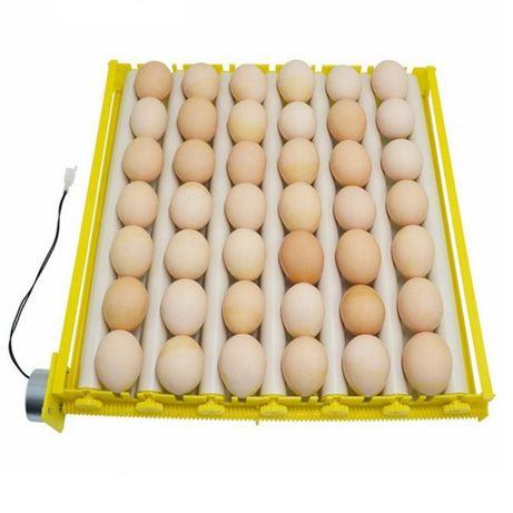 Tabuleiros 360º chocadeira com motor viragem ovos (novos)