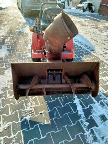 Pług wirnikowy odśnieżarka dmuchawa do mini traktorka