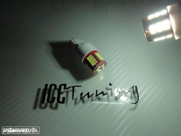 Led T20 / 7440 21W Branco 3W,360 LUMENS 12V-24V LED SAMSUNG