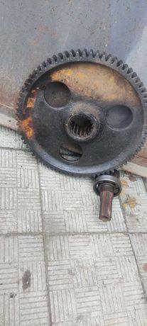 комплект бортовой шестерни трактора Т 40