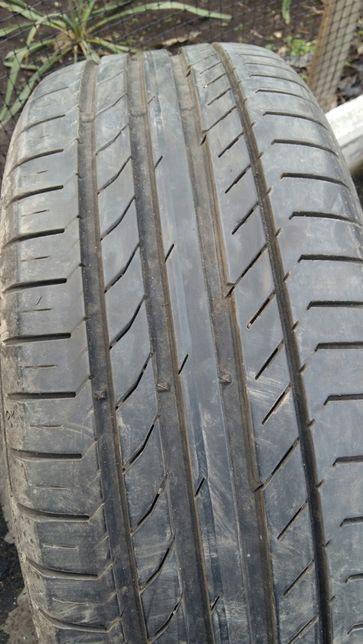 Продам шини 205/50r17 Continental ContiSportContact 5