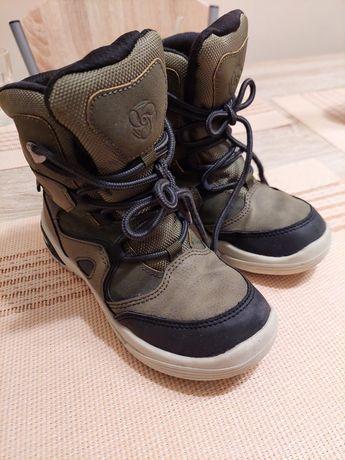 Buty zimowe kozaki chłopięce r. 31