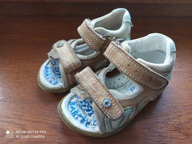 Sandały Bartek dla chłopca rozmiar 20