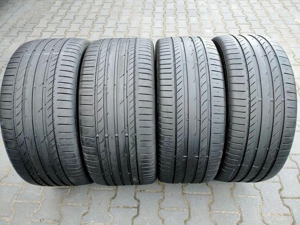 Opony letnie 315 40 R21  275 45 R21 Continental Mercedes GLC