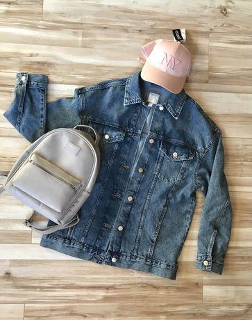 Katana jeansowa H&M xs oversize