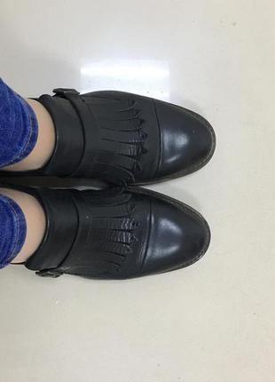 vagabond лоферы,туфли, Кожа
