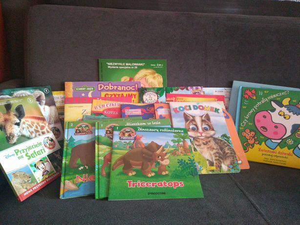 22 książeczki dla dzieci