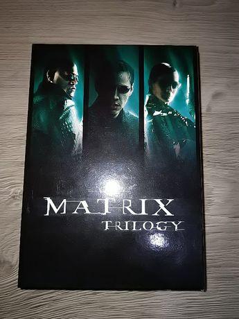 Matrix Trilogy filmy DVD